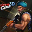 Subway Clash 3D Game