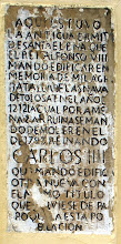 Photo: Inscripción Antigua Ermita