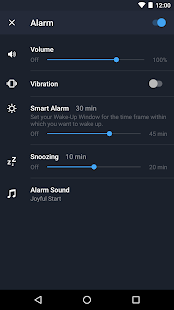 Sleep Better with Runtastic Screenshot 8