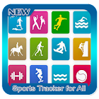 Sports Tracker For To All icon