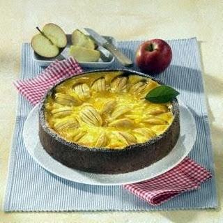 Apfel-Rahm-Kuchen