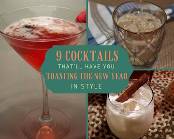9 Cocktails That'll Have You Toasting The New Year In Style Recipe