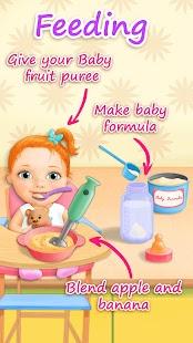 Download Sweet Baby Girl Newborn Baby For PC Windows and Mac apk screenshot 3
