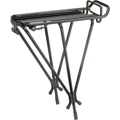 Topeak Explorer Rack with Spring Clip Black