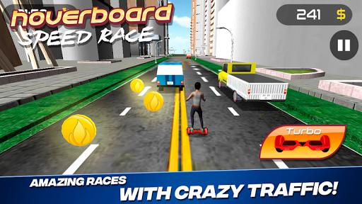 Hoverboard Speed Race 5.0 screenshots 1