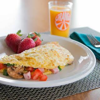 Breakfast Omelets.
