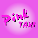 Pink Taxi icon