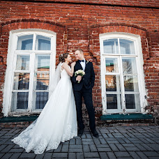 Wedding photographer Mikhail Efremov (Efremov73). Photo of 18.04.2018
