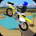 Beach Bike Motocross Stunt icon