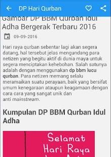 Dp Qurban Idul Adha Bergerak - náhled