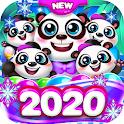 Bubble Shooter 3 Panda icon