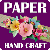 Easy Paper Hand Craft