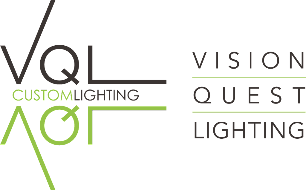 Vision Quest Lighting Logos