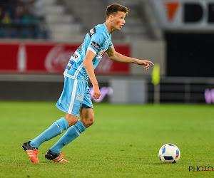 """Belgische middenvelder met amper 1 wedstrijd op de teller mag toch hopen op verlengd verblijf: """"We hopen er snel uit te komen"""""""