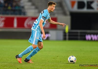 Le Belge Lucas Schoofs prolonge à Heracles