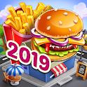 Chef Craze : Restaurant Cooking Game icon