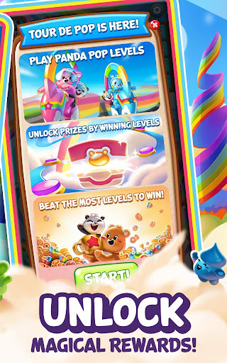 Bubble Shooter: Panda Pop! screenshot 10