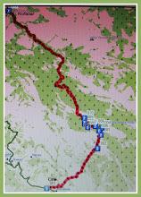 Photo: Track de la ruta