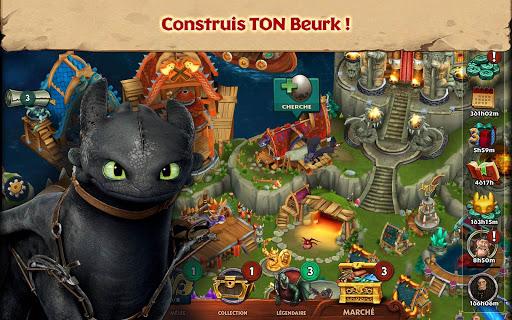Dragons : L'Envol de Beurk APK MOD – ressources Illimitées (Astuce) screenshots hack proof 1