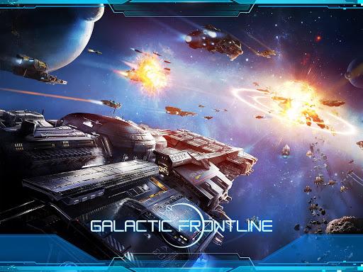 Galactic Frontline  captures d'écran 6