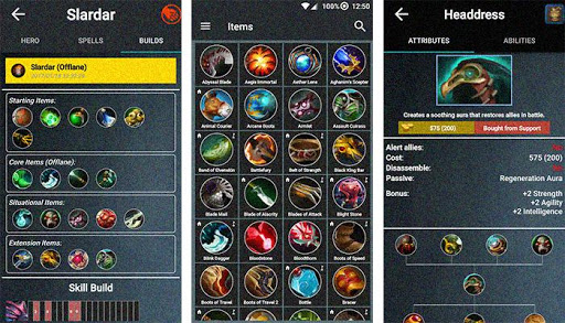 download guide for dota 2 heroes google play softwares