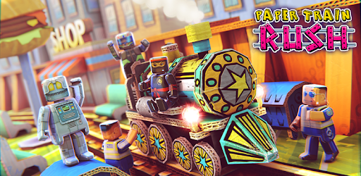Paper Train: Rush - Apps on Google Play