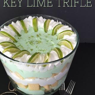 Key Lime Trifle