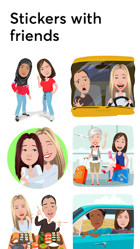 Mirror Avatar Maker & Emoji Sticker Keyboard screenshot 5