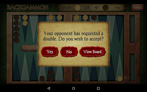 Backgammon Free screenshot 22