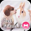 ★Decoração grátis★Best Friends icon