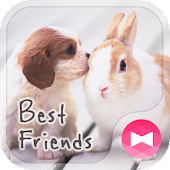 icon & wallpaper-Best Friends-