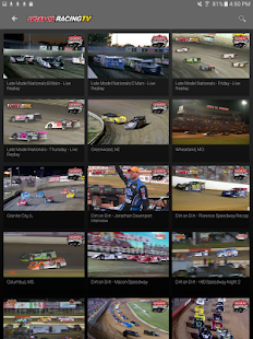 Lucas Oil Racing TV- screenshot thumbnail