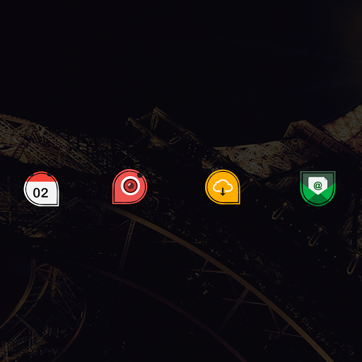 Sailfish - Icon Pack app for Android screenshot