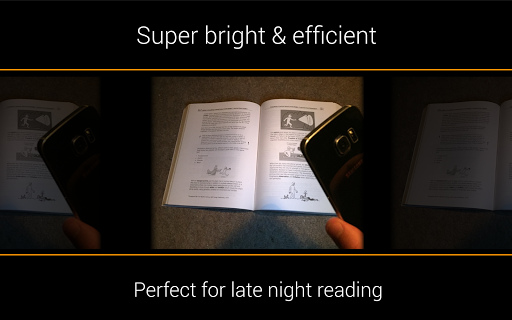 Screen Flashlight 4.3 screenshots 8