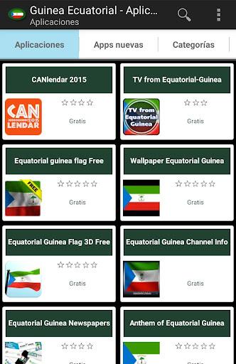 Las apps de Guinea Ecuatorial