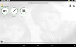 Screenshot of Learn Tamil via Videos
