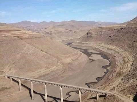 Dry Katse Dam highlights need to conserve water in Gauteng, but don't panic, says department