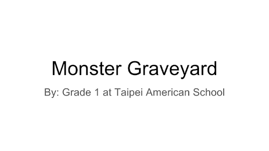 Monster Graveyard Coding Game