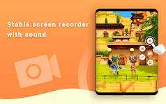 screenshot of Screen Recorder with Audio, Master Video Editor