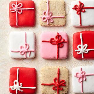 Pretty Package Cookies