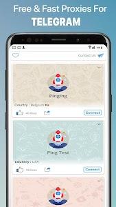 Download Telegram proxy - Fastest proxy for telegram APK latest
