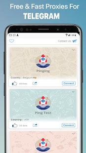 Telegramm-Proxy - Schnellster Proxy für Telegramme