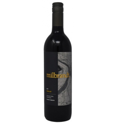 Logo for Milbrandt Traditions Merlot