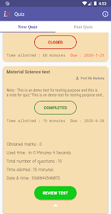 Download LDMATE - LD College of Engineering,Ahmedabad For PC Windows and Mac apk screenshot 6