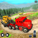 Offroad Cargo Truck Driver: Truck Transport Games icon