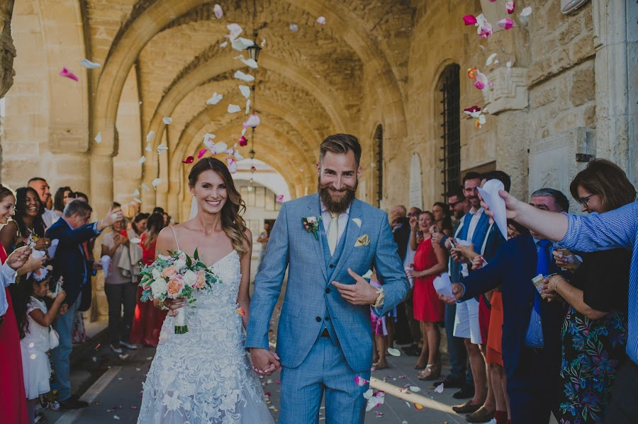 Vestuvių fotografas Damian Hadjinicolaou (damian1). Nuotrauka 17.01.2019