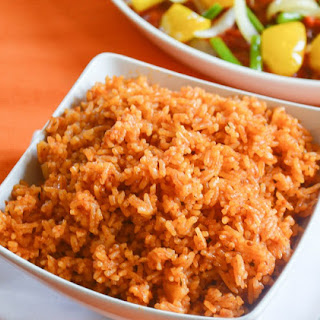 Thai Jasmine Jollof Rice Recipe