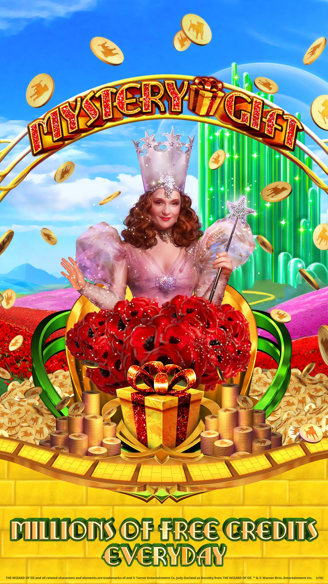 Wizard of Oz Free Slots Casino screenshot #4