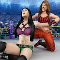 Bad Girls Wrestling Fighter: Women Fighting Games icon
