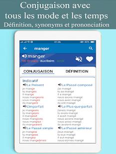 Download conjugueur-exercices conjugaison française For PC Windows and Mac apk screenshot 11